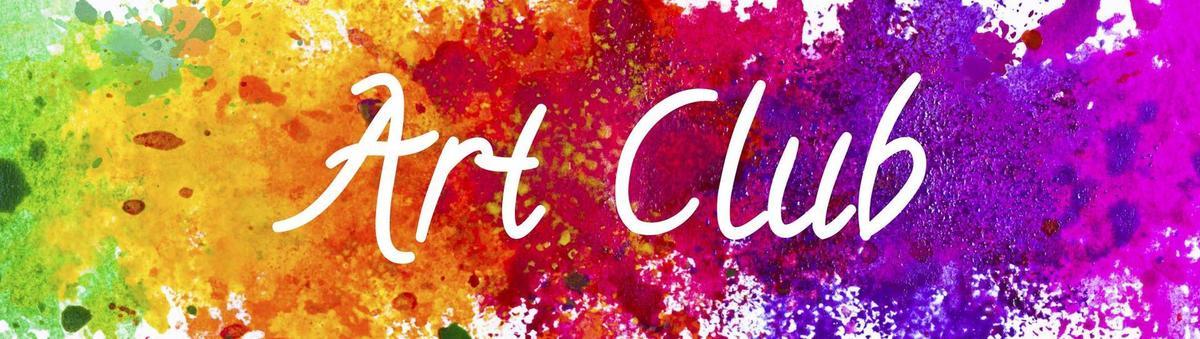 art club banner