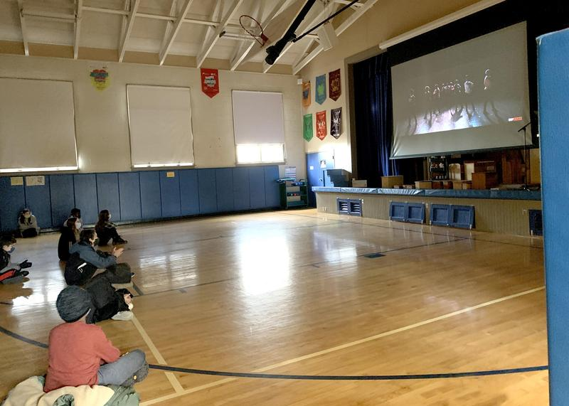 Middle School Virtual Assembly Featured Photo