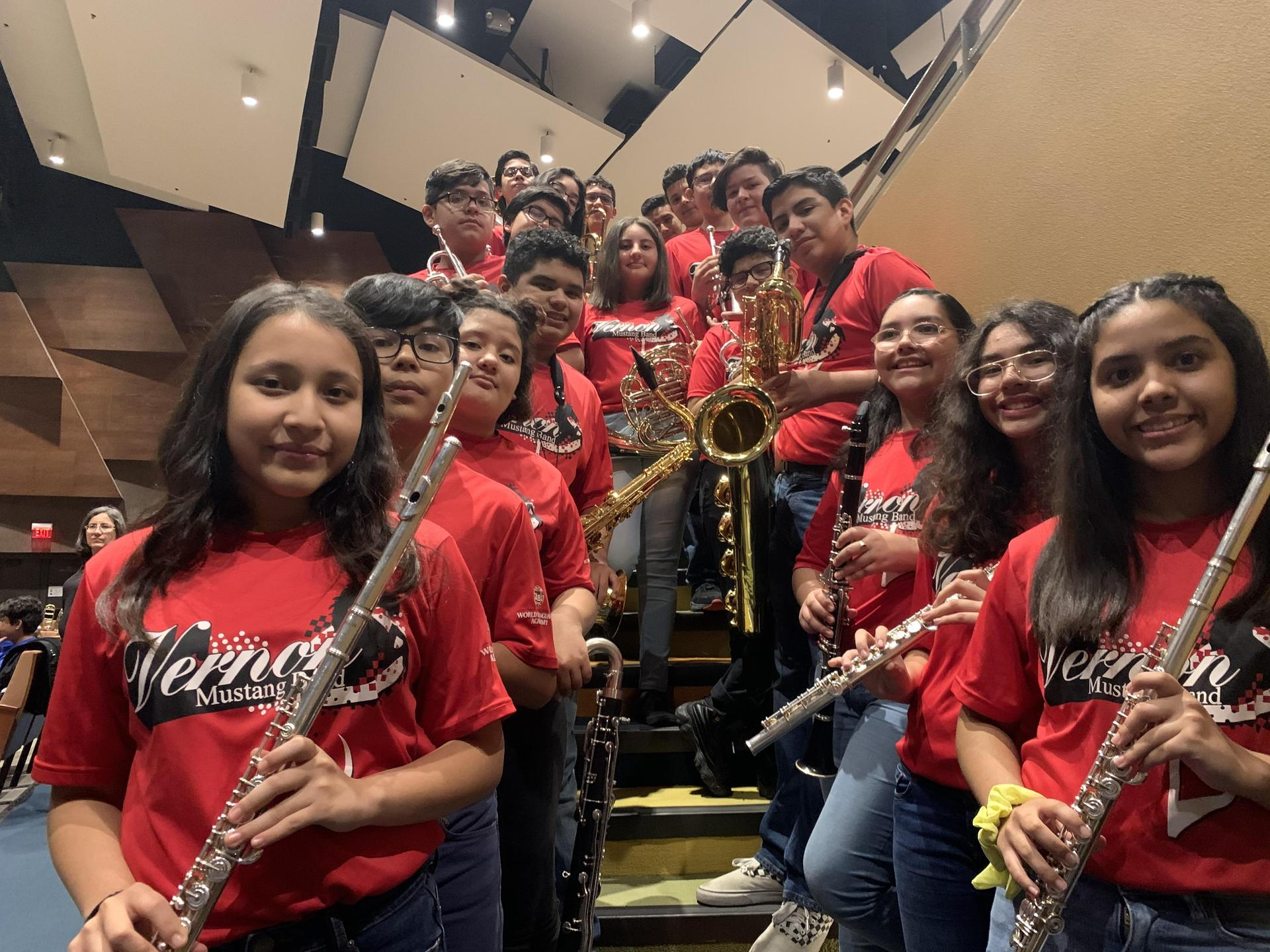 2019 All-City Band Members