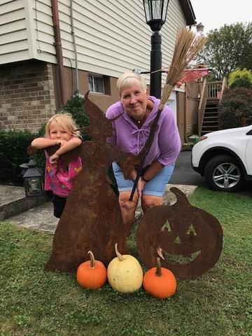 Eliza and Grandma