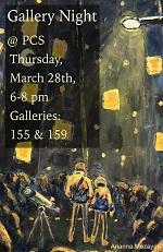 Gallery Night- Thursday, March 28th Thumbnail Image