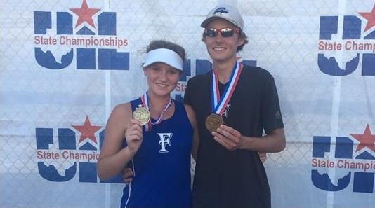 Frenship Tennis State Qualifiers