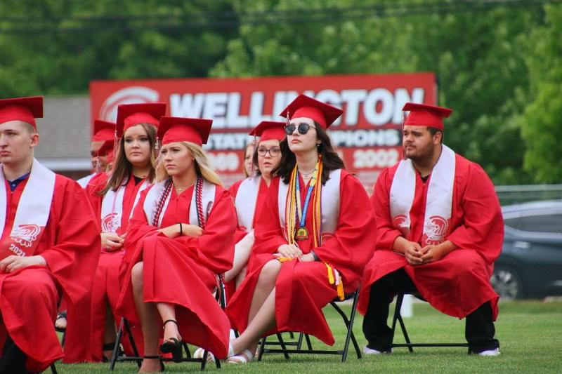 WHS Graduation 2021 Ceremony Held at Football Field! Featured Photo