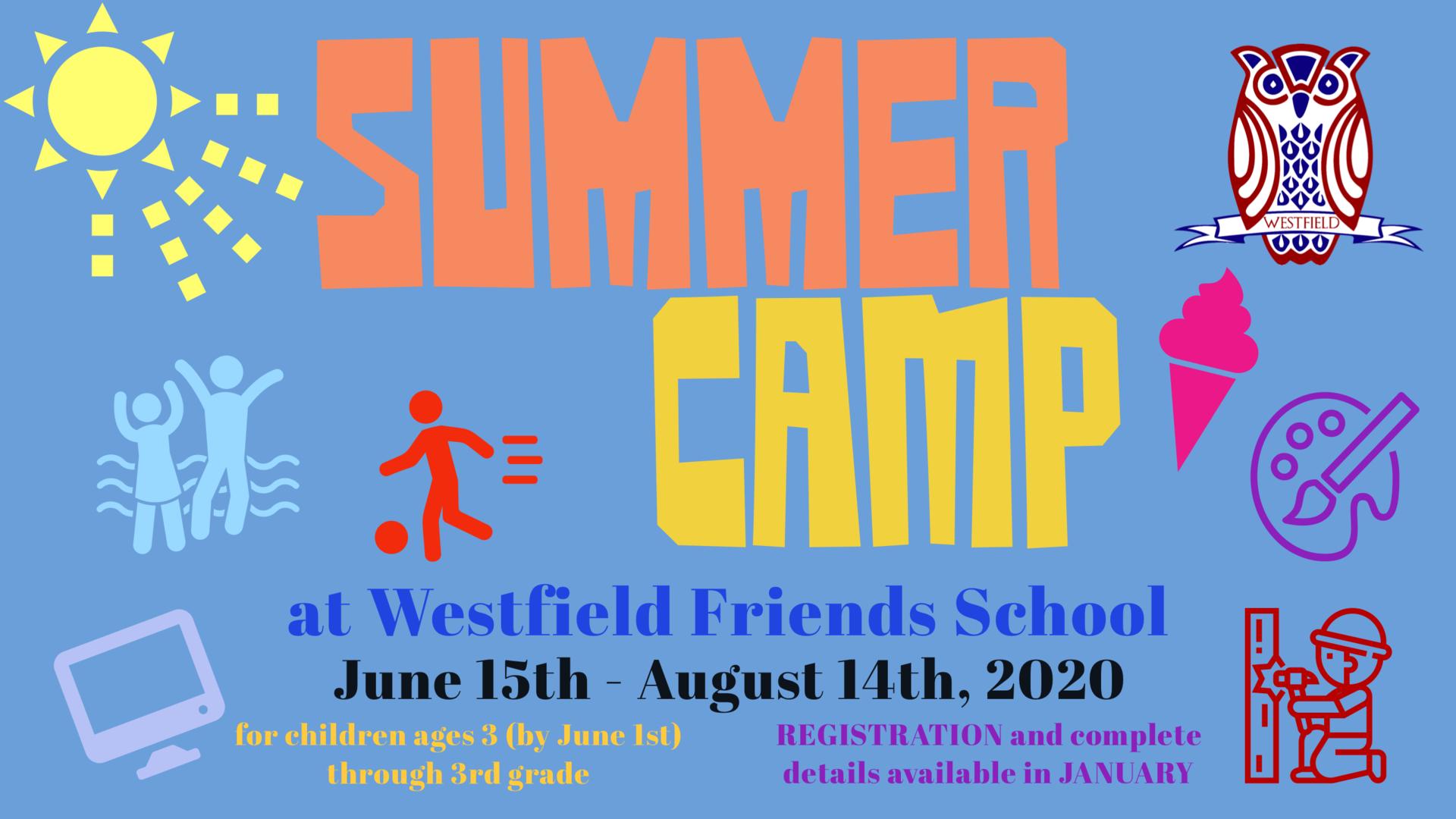 WFS Summer Camp 2020