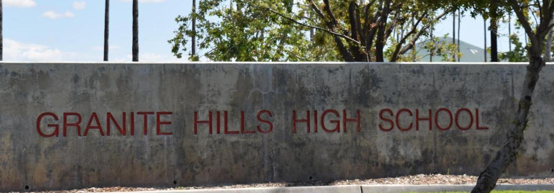 Granite Hills High