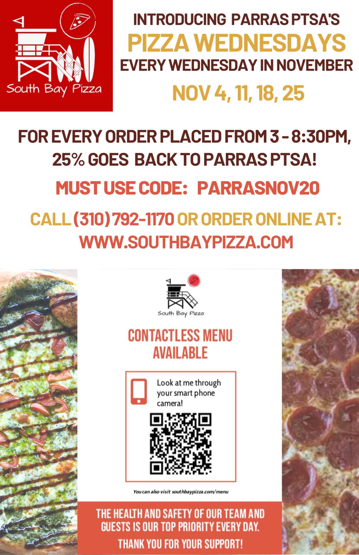 South Bay Pizza