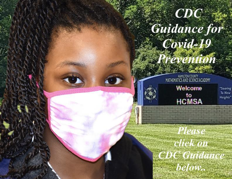 CDC Guidance For COVID-19 Prevention Featured Photo