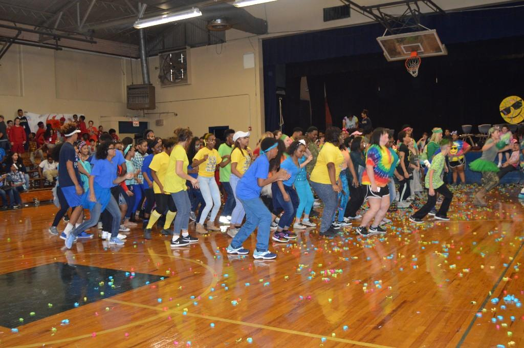 Pep Rally Finale