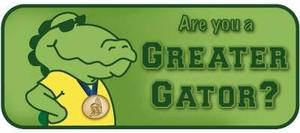 Are You a Greater Gator?