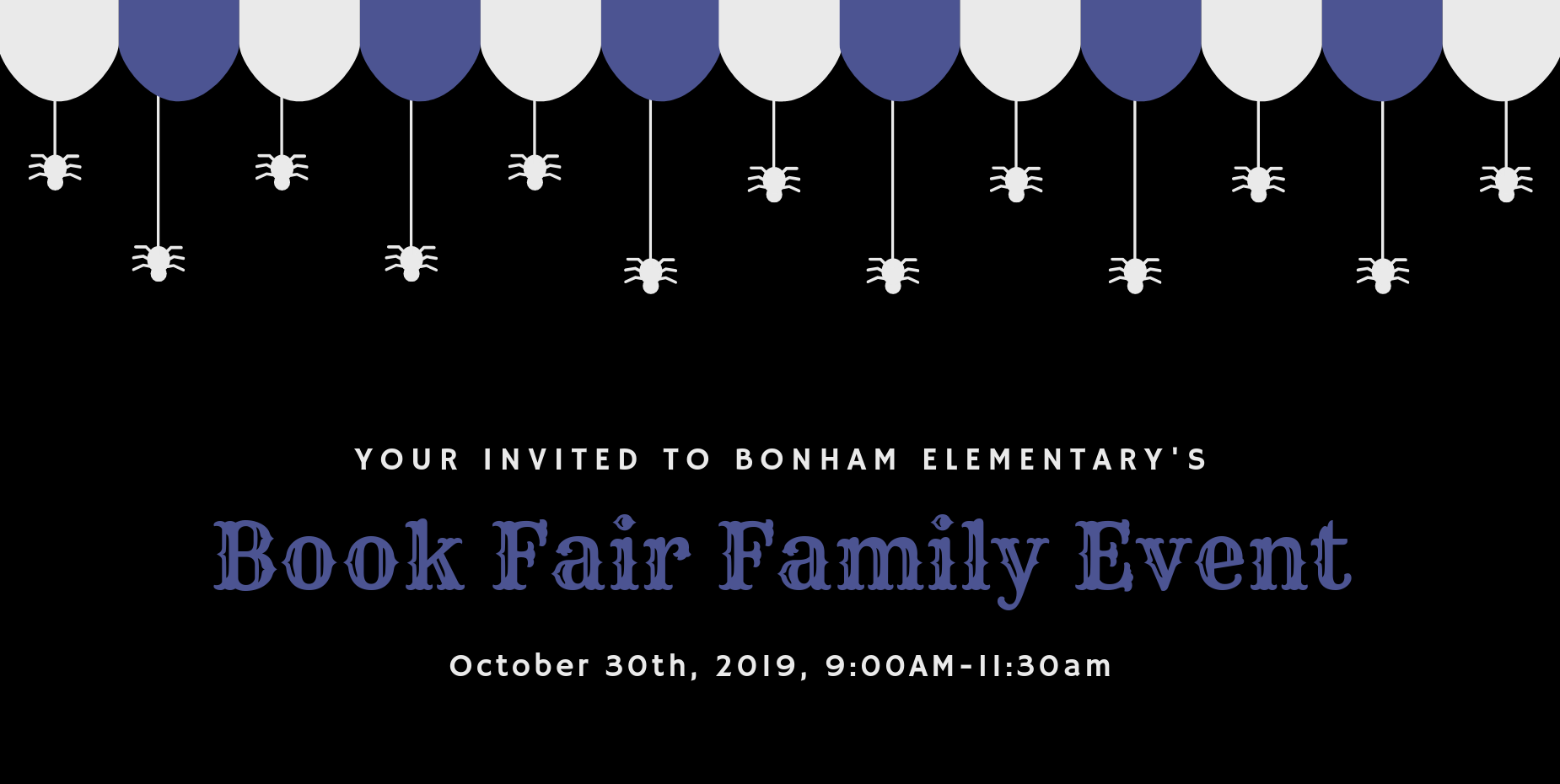 Family Event Oct 30th, 2019