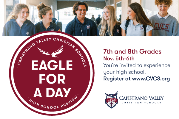 Eagle for a Day High School Preview Days Featured Photo