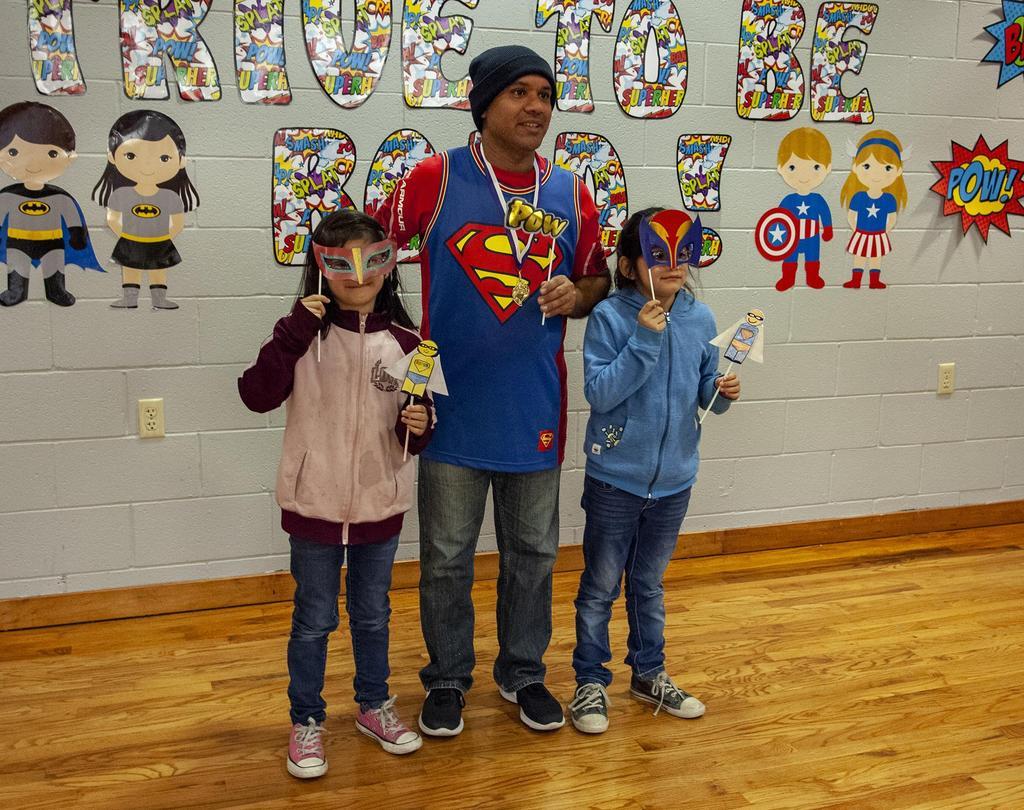 Rangerville Superhero Dads