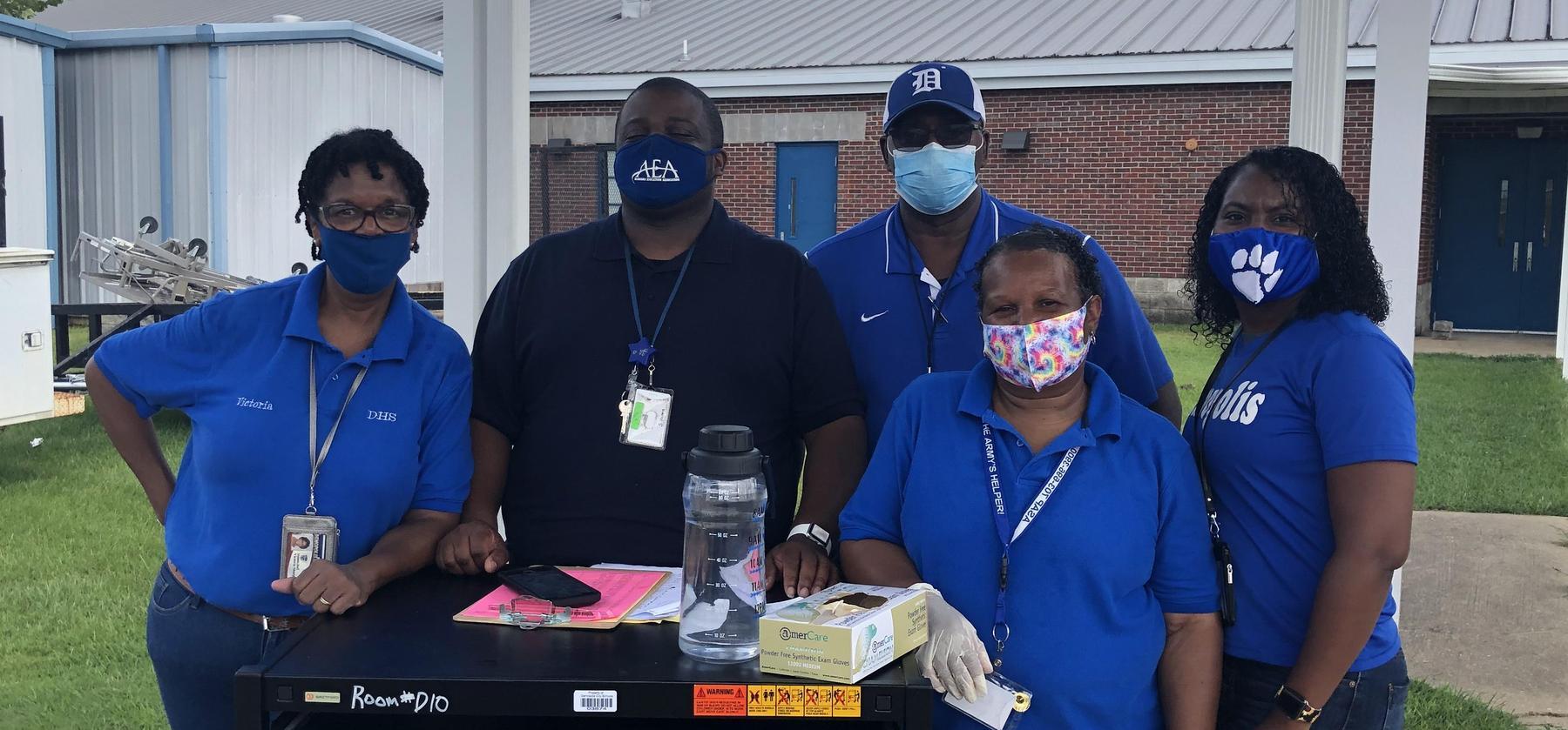 DHS CNP Staff