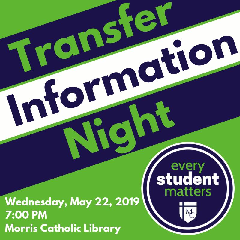 Transfer Information Night Thumbnail Image