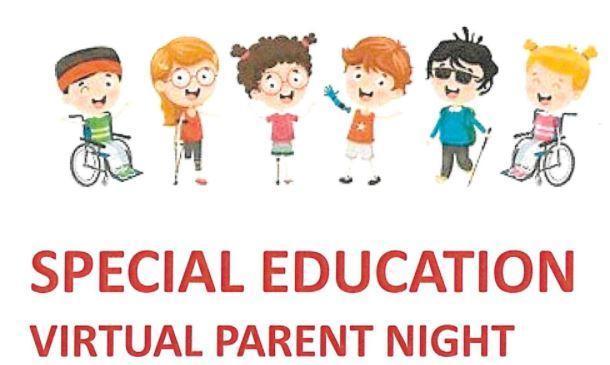 Special Education Parent Night