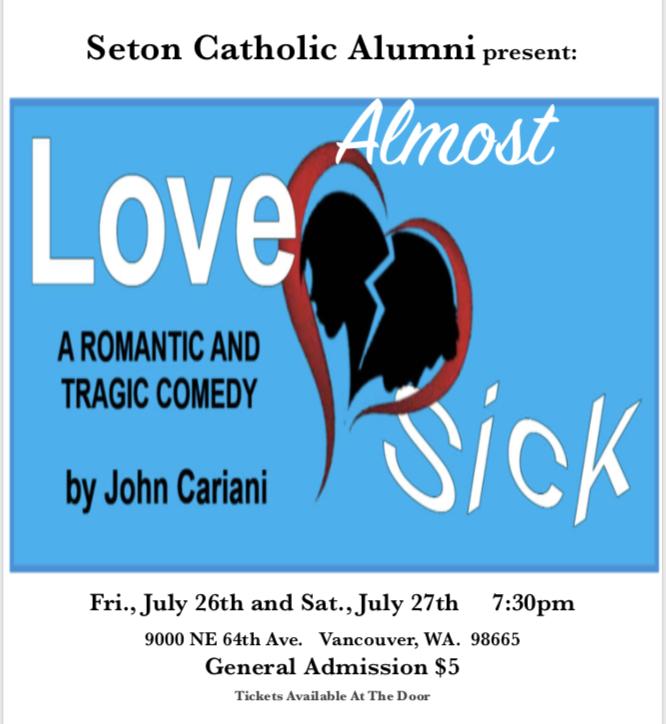 Seton Catholic Drama Department presents Featured Photo