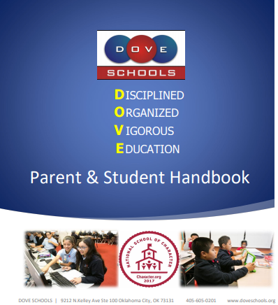Dove Parent & Student Handbook Featured Photo