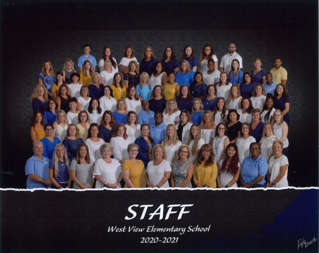 2020-2021 Faculty & Staff