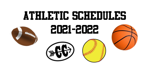 Athletic Schedules 2021-2022 Featured Photo