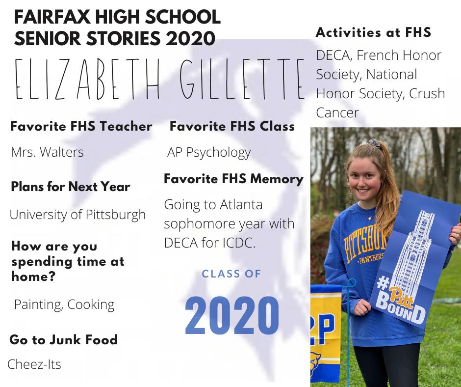 Elizabeth Gillette photo and activities