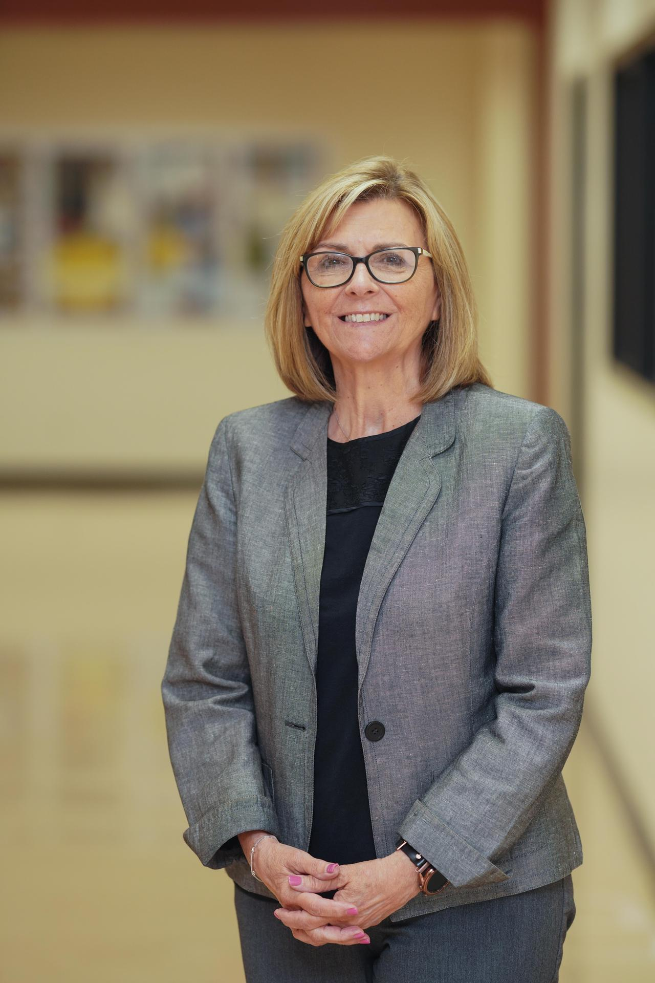 Pam Davenport south city academy principal