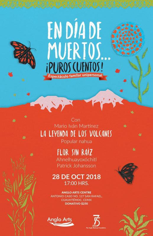 En Día de Muertos... ¡Puros cuentos! Featured Photo