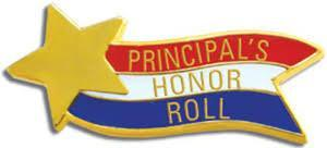 PCHS Principal's Honor Roll Featured Photo