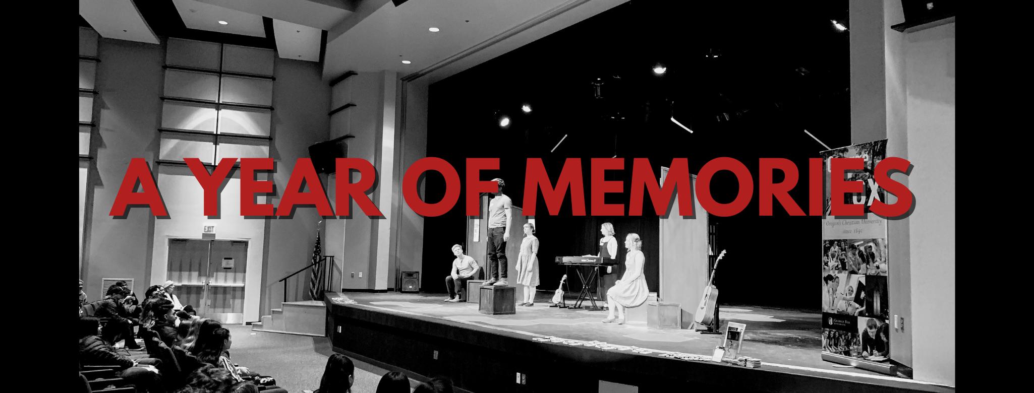 Year of Memories