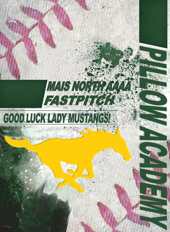 Good Luck Lady Mustangs! Featured Photo