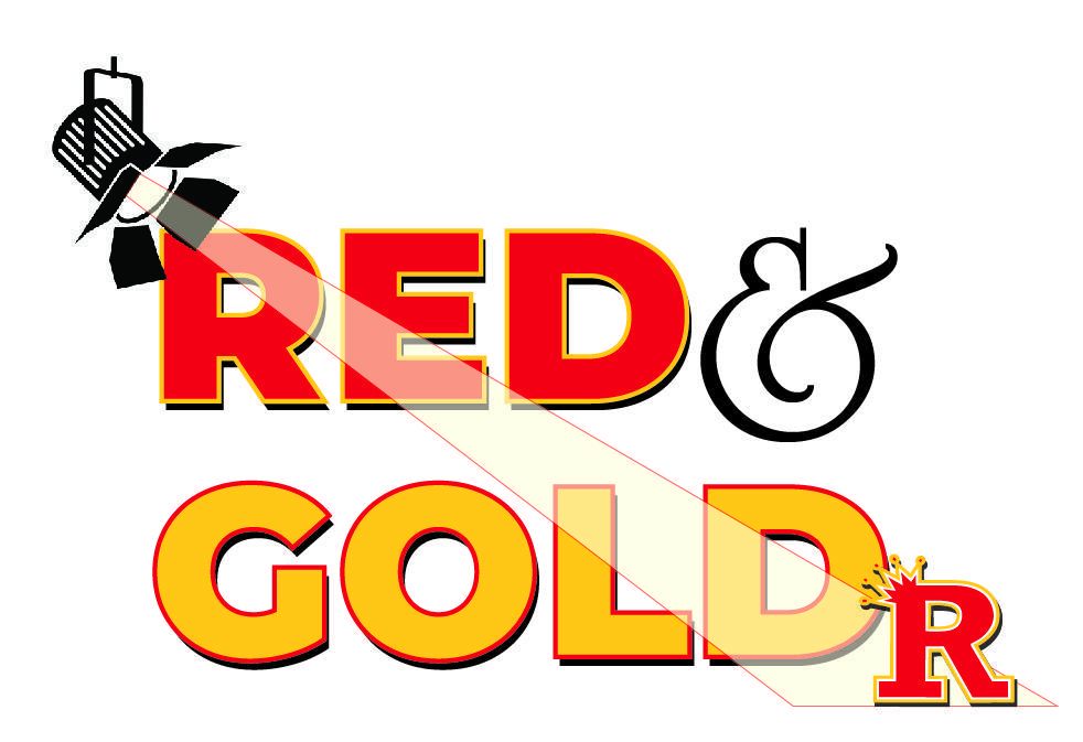 Red & Gold