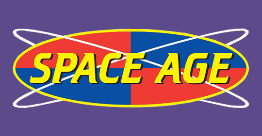 space age fuel logo