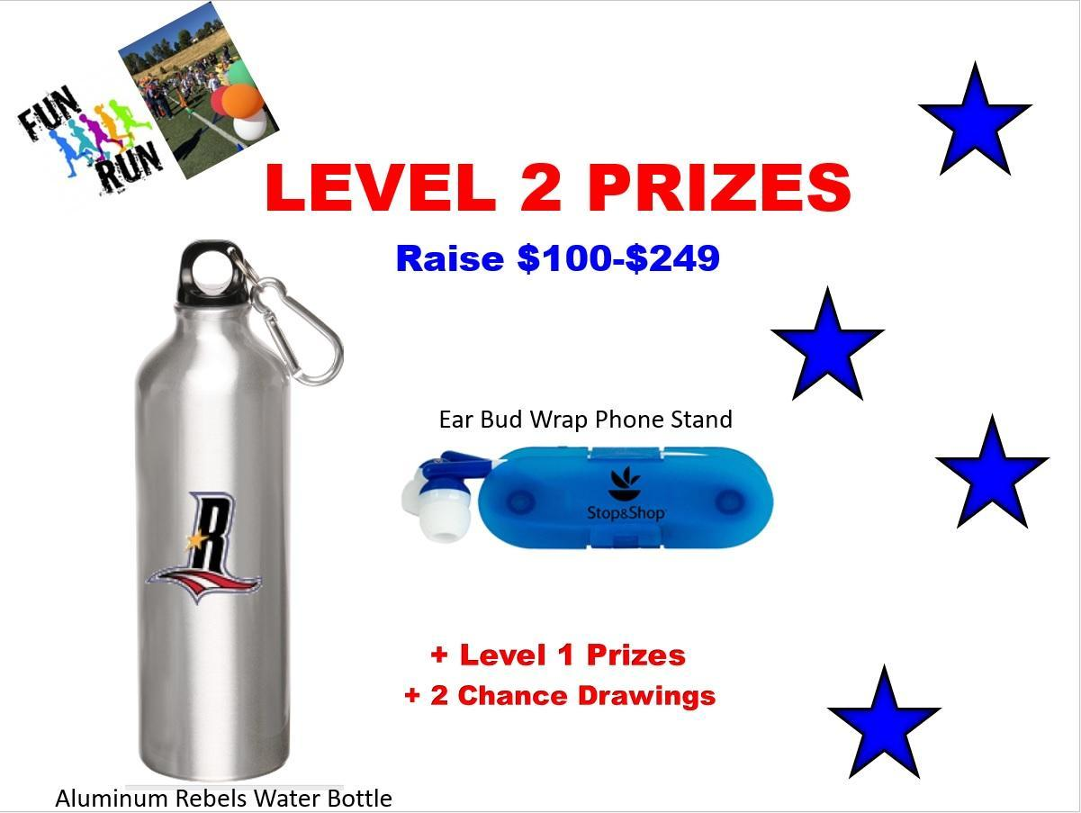 Prize Level 2