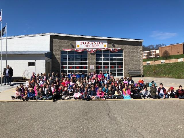 JAM 1st Grade Students