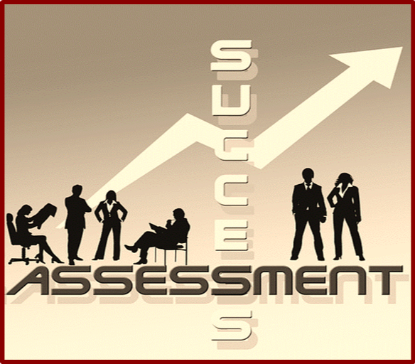 Assesmement / success graphic