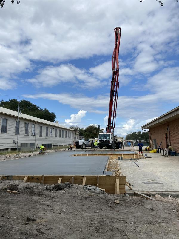 Construction   Progress Featured Photo