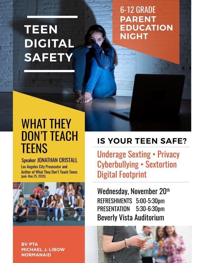 Teen Digital Safety