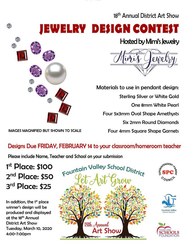 18th Annual District Art Show Jewelry Design Flyer 2020.jpg