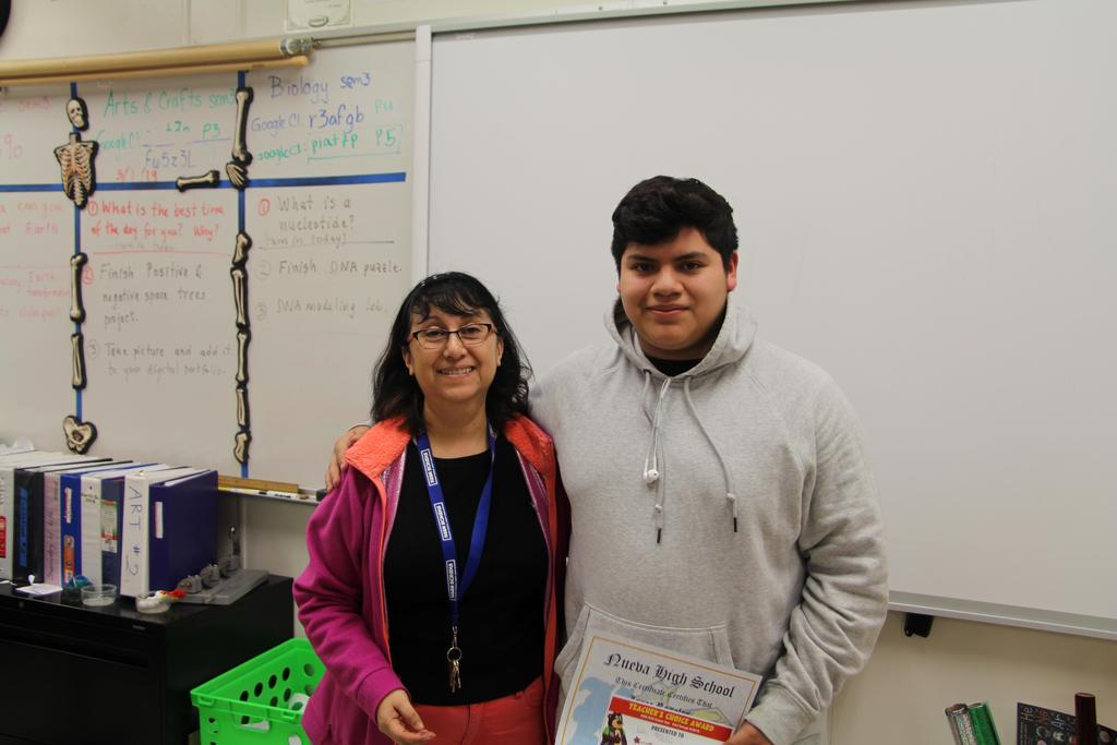 February Student of the Month