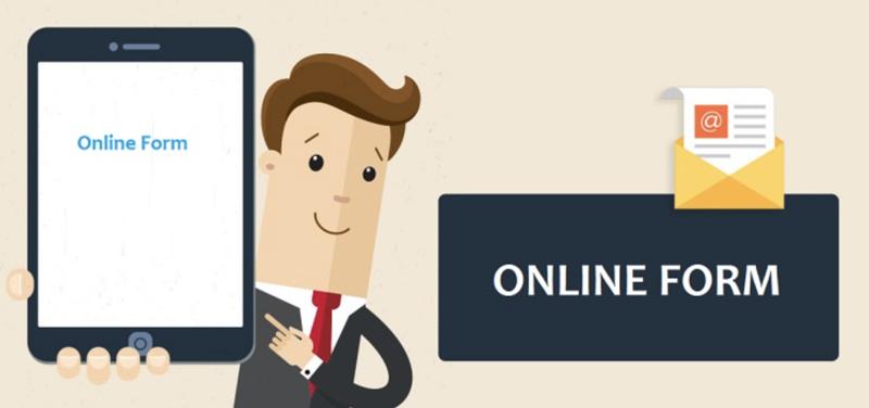 Online Forns