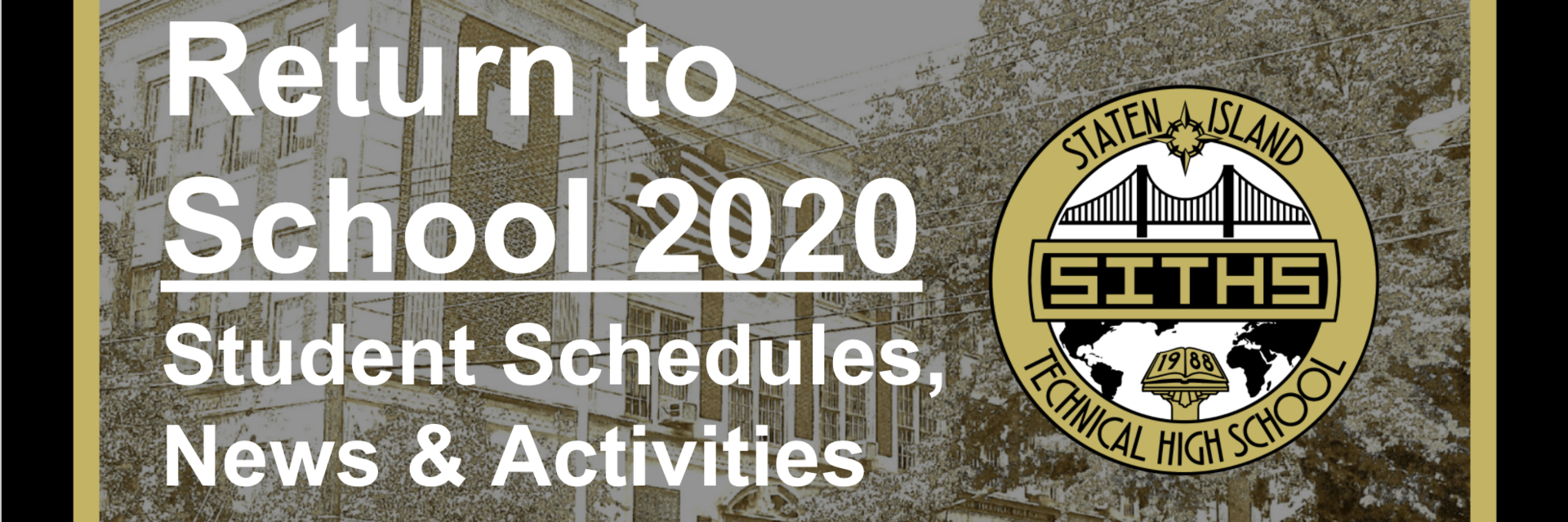 Student Schedules, News and Activities
