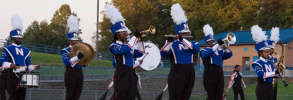 NMHS Band