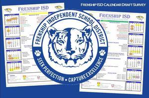 Frenship ISD Calendar 2019-20 Drafts
