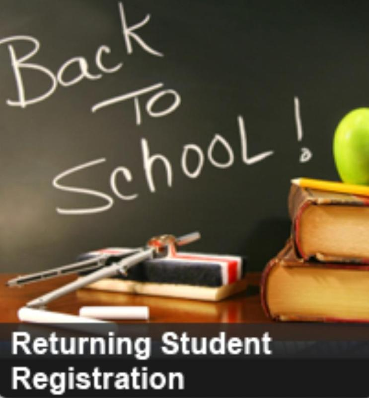 Online Student Registration Featured Photo