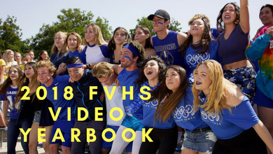 2018 Video Yearbook Featured Photo