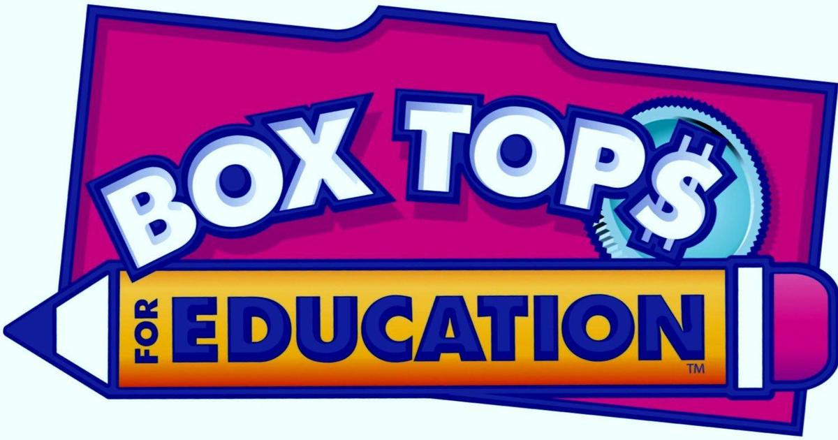 box tops for education with pencil image