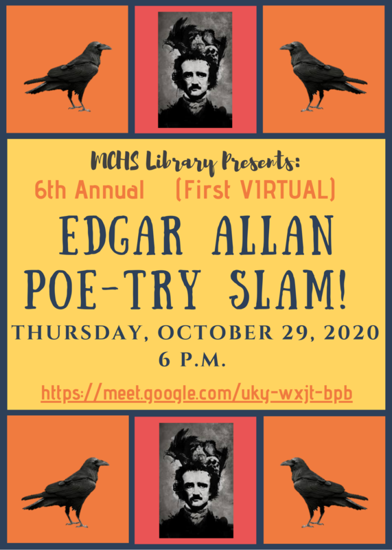 Virtual Poetry Slam! Featured Photo