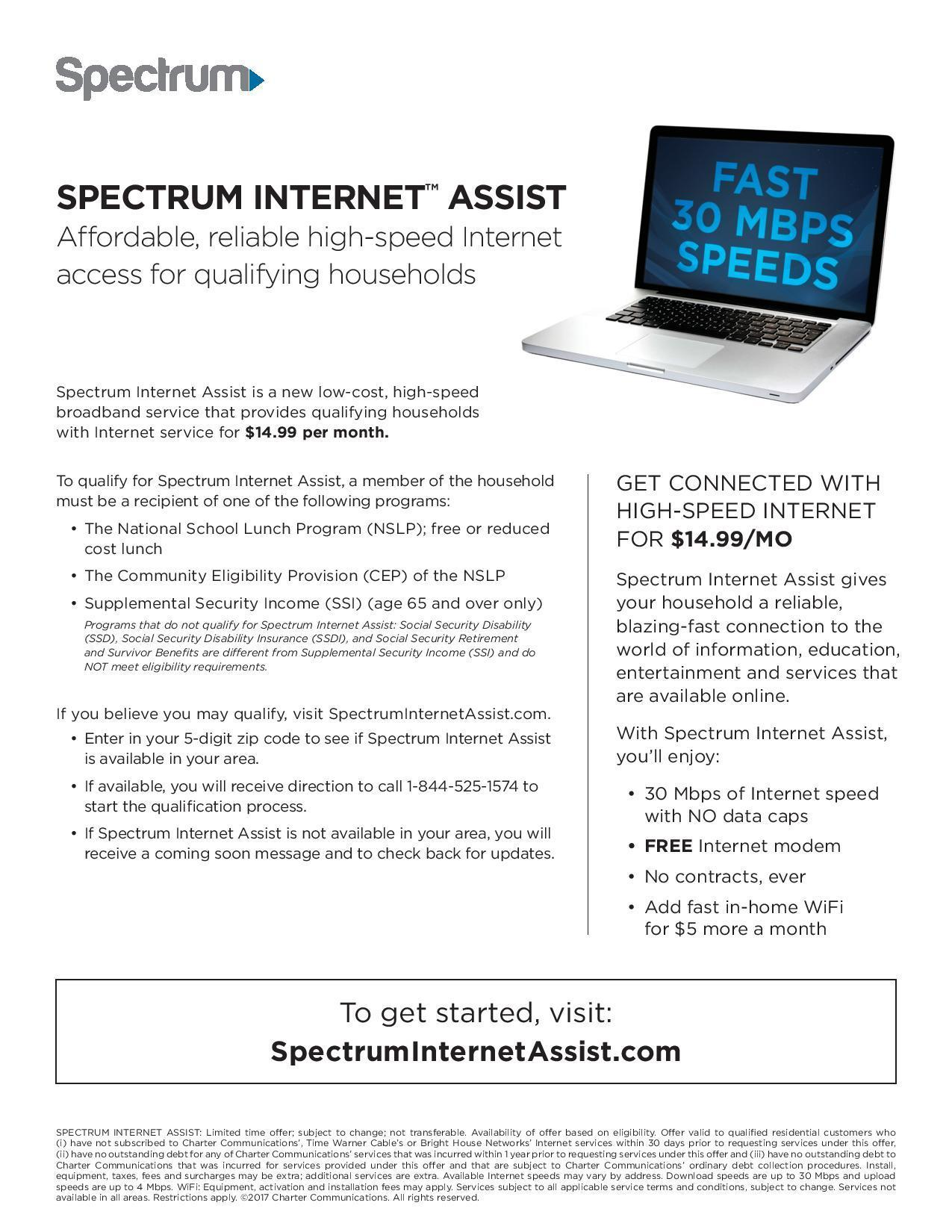 low cost internet