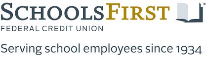 Schools First Federal Credit Union Logo