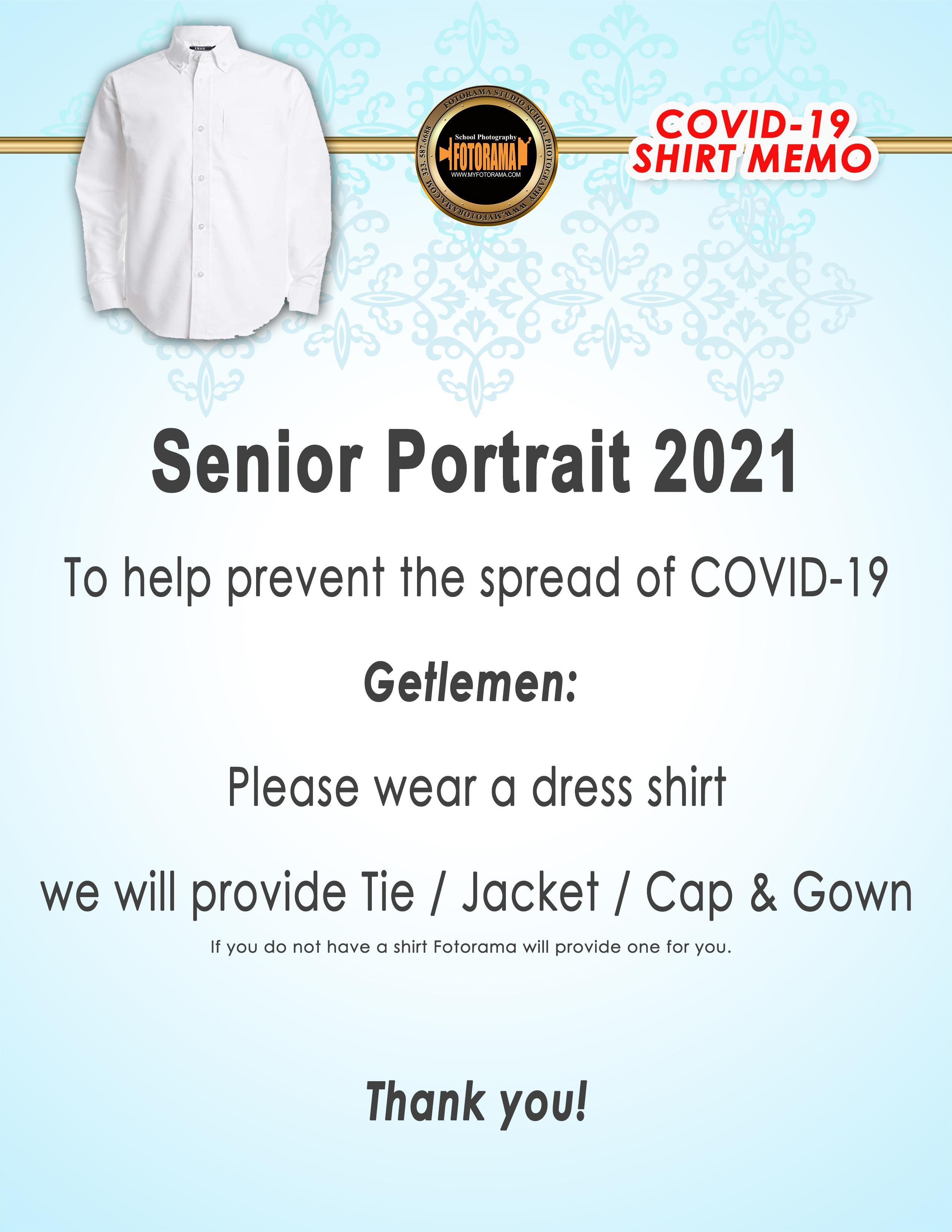 2021 Senior Portraits