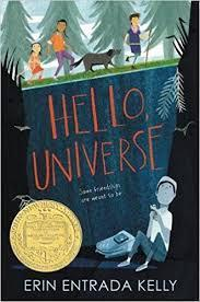 Hello, Universe by Erin Kelly and Isabel Roxas